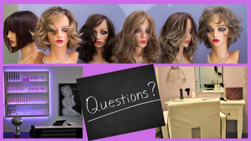 5 Basic Questions When Buying a Wig