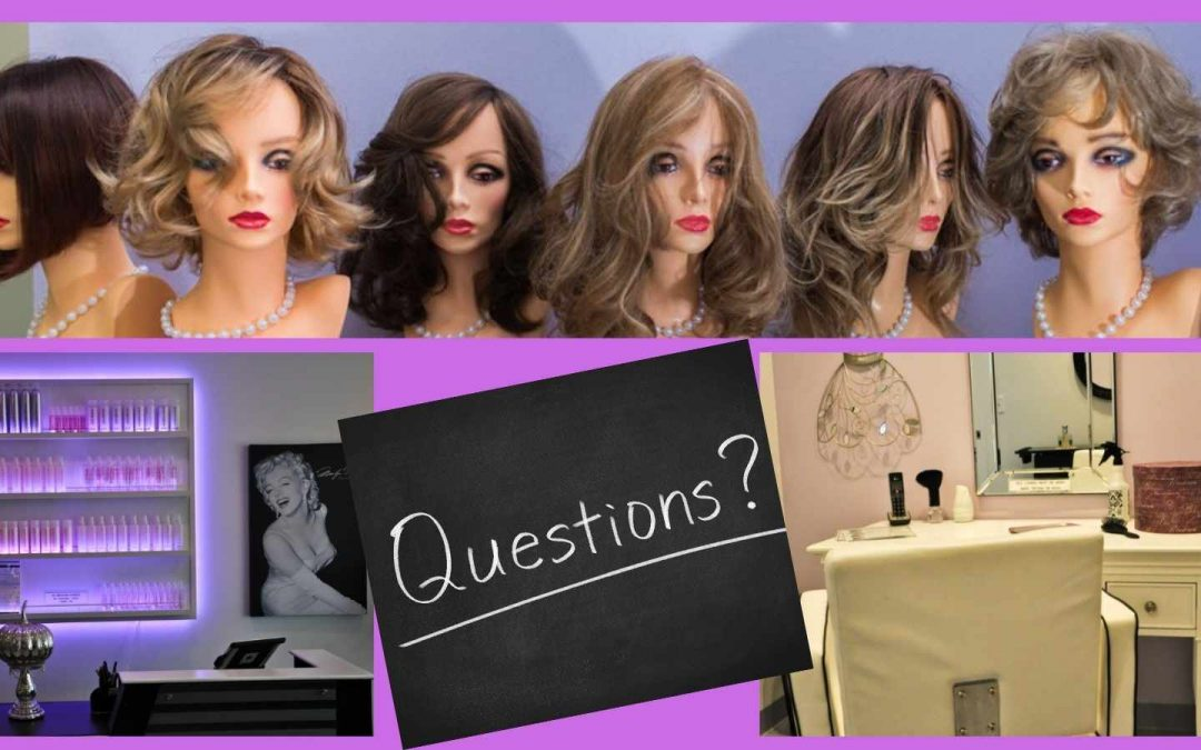 5 Basic Questions When Buying Your First Wig