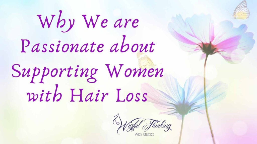 Supporting Women with Hair Loss